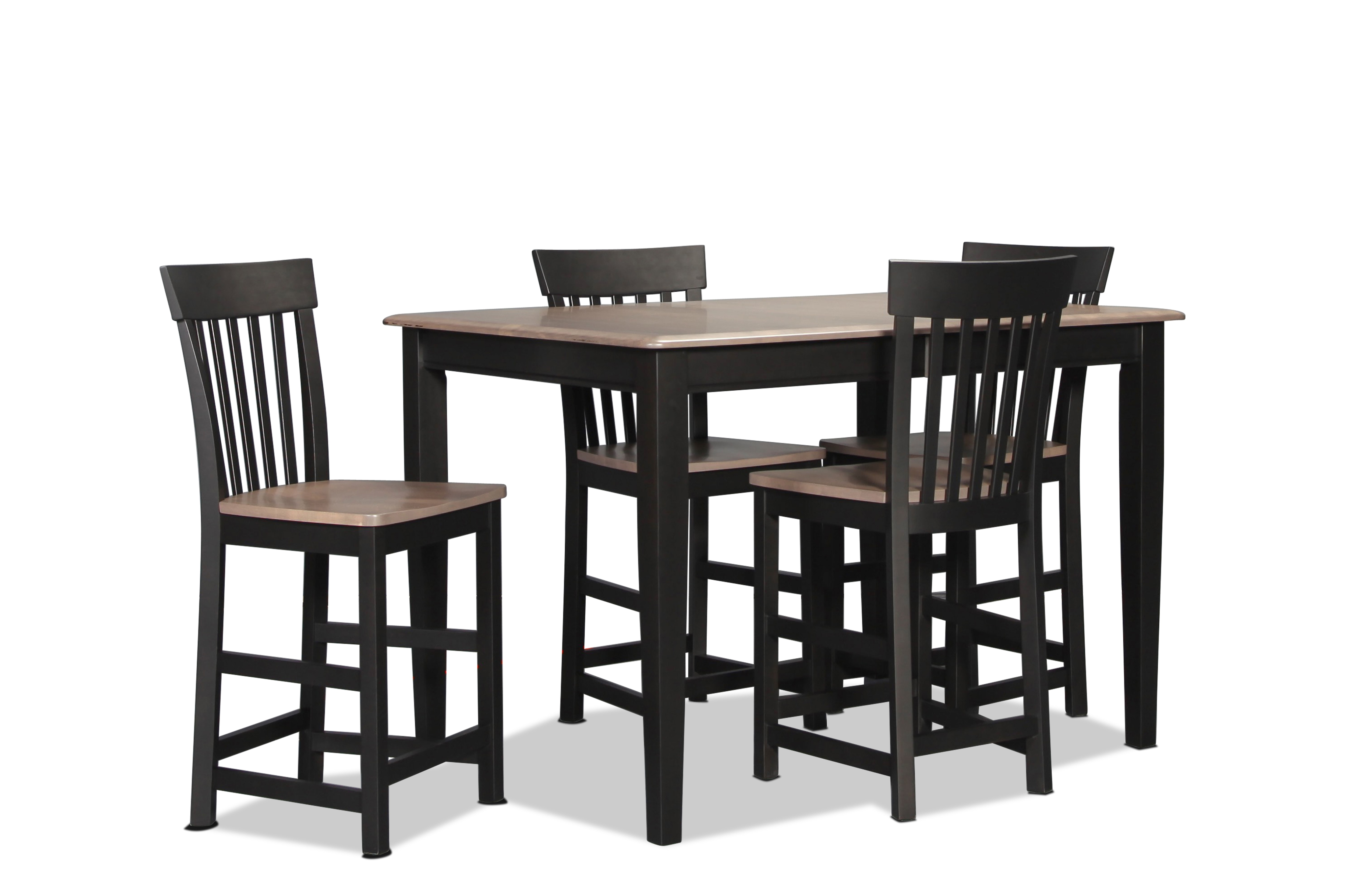 Anniversary 5-Piece Counter-Height Dining Set