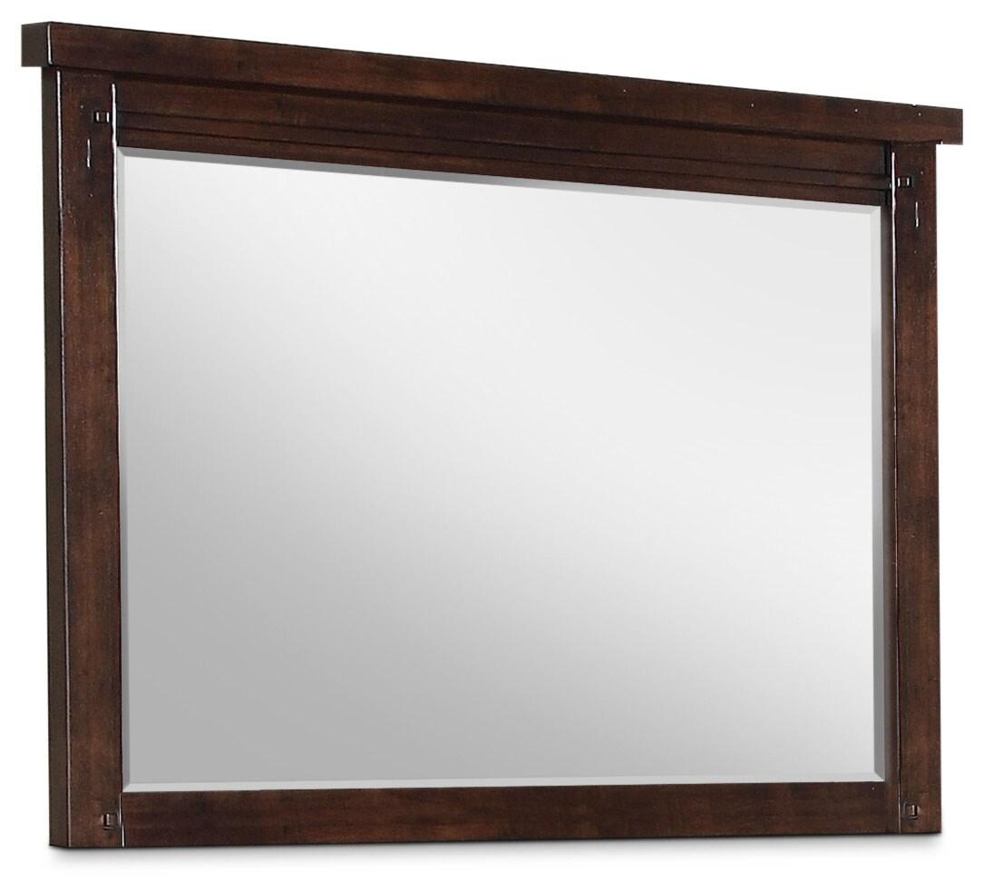 Sonoma Mirror - Dark Brown