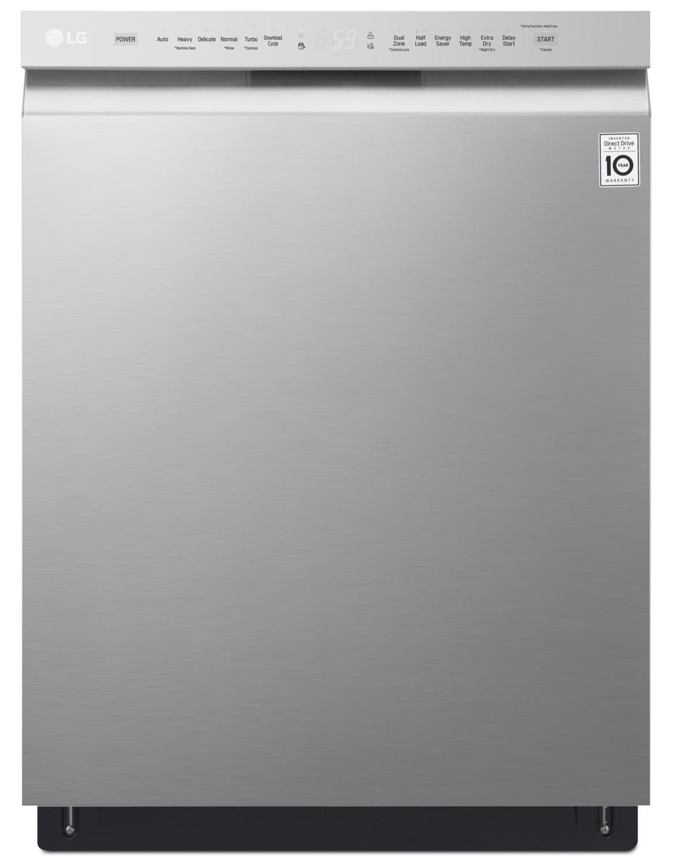 LG 48 dBA Built-In Dishwasher with QuadWash™ – LDF5545ST