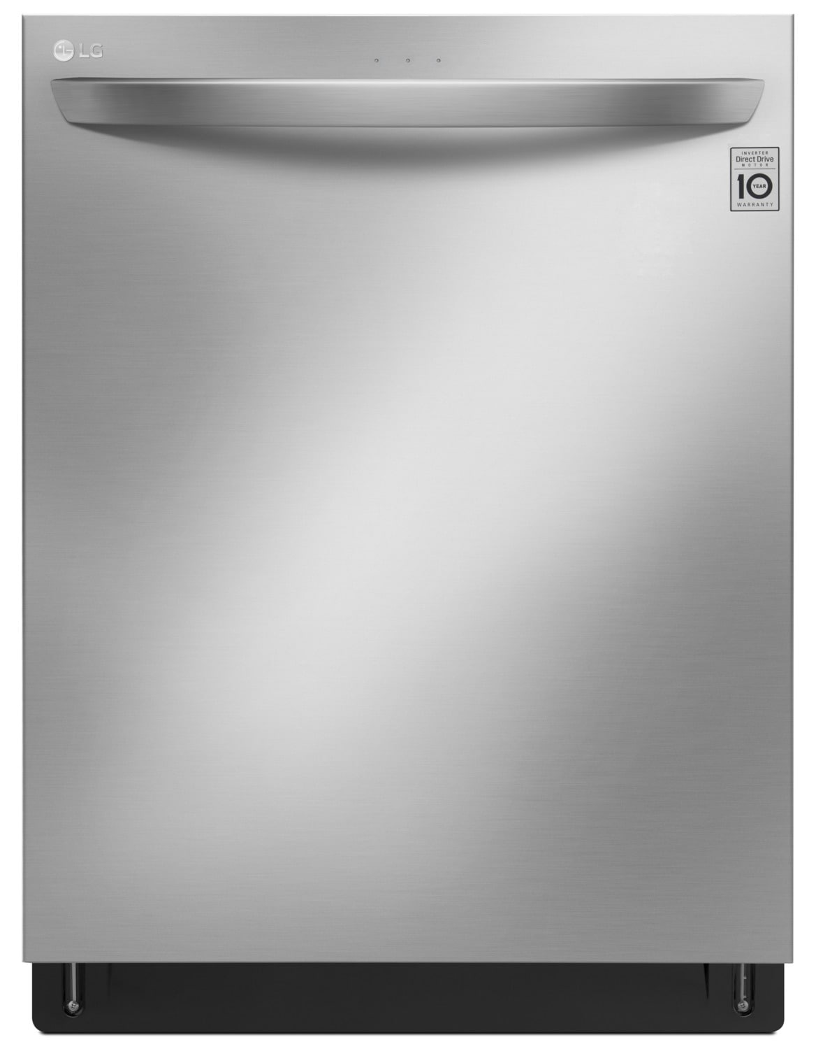 LG Top-Control Dishwasher with QuadWash™ – LDT7797ST