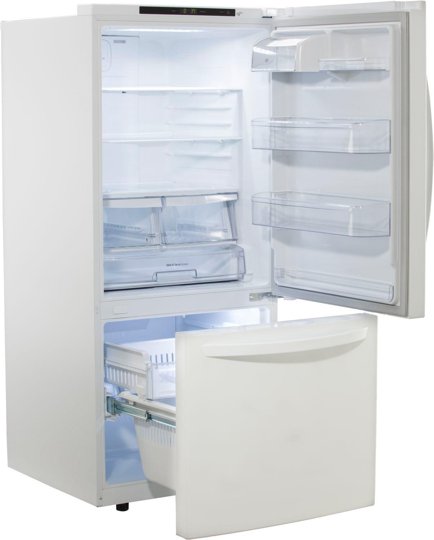 Kentucky bottom freezer lg refrigerator