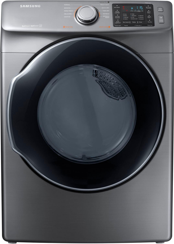 Samsung Platinum Gas Dryer (7.5 Cu. Ft.) - DVG45M5500P/A3