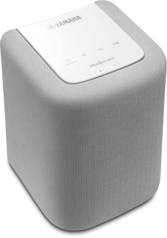 Yamaha WX-010 Wireless Streaming Speaker – White