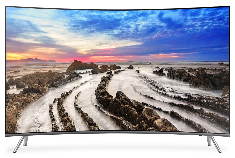 "Televisions - Samsung 65"" MU8500 Curved 4K Premium UHD Television"