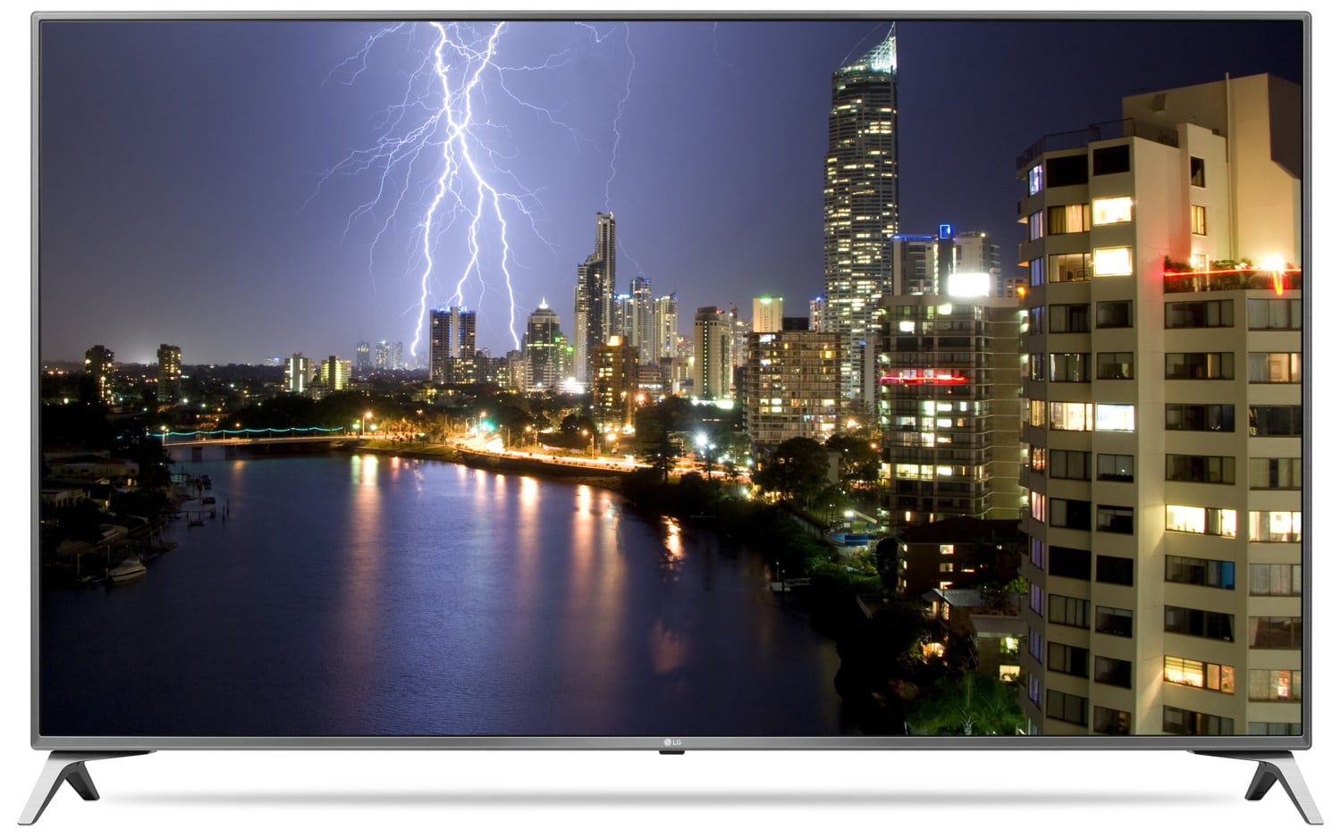 "LG 49"" UJ6500 4K UHD Smart LED Television with webOS™ 3.5"