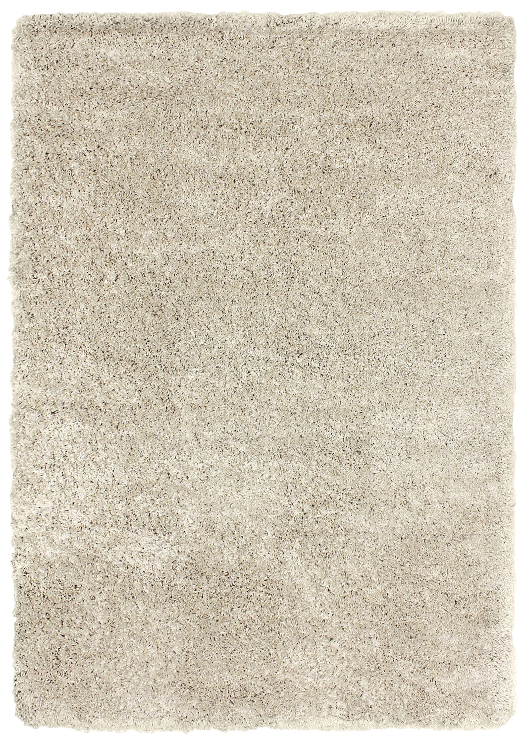 Loft Linen-Coloured Shag Area Rug – 5' x 8'