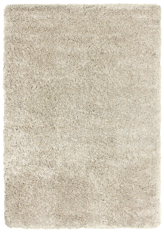 Rugs - Loft Linen-Coloured Shag Area Rug – 5' x 8'