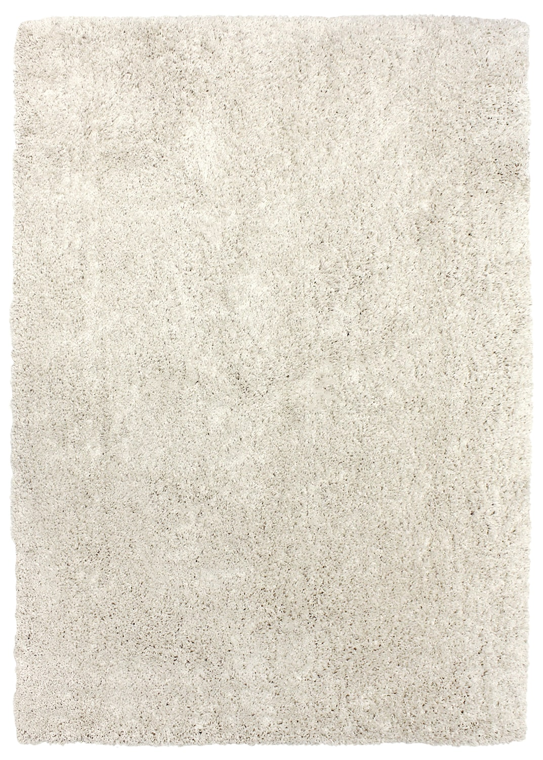 Loft Off-White Shag Area Rug – 5' x 8'