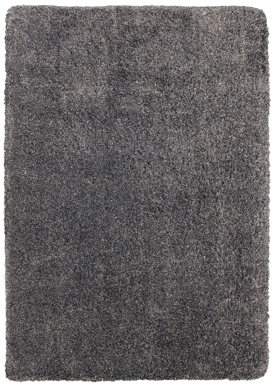 Rugs - Loft Charcoal Grey Shag Area Rug – 5' x 8'