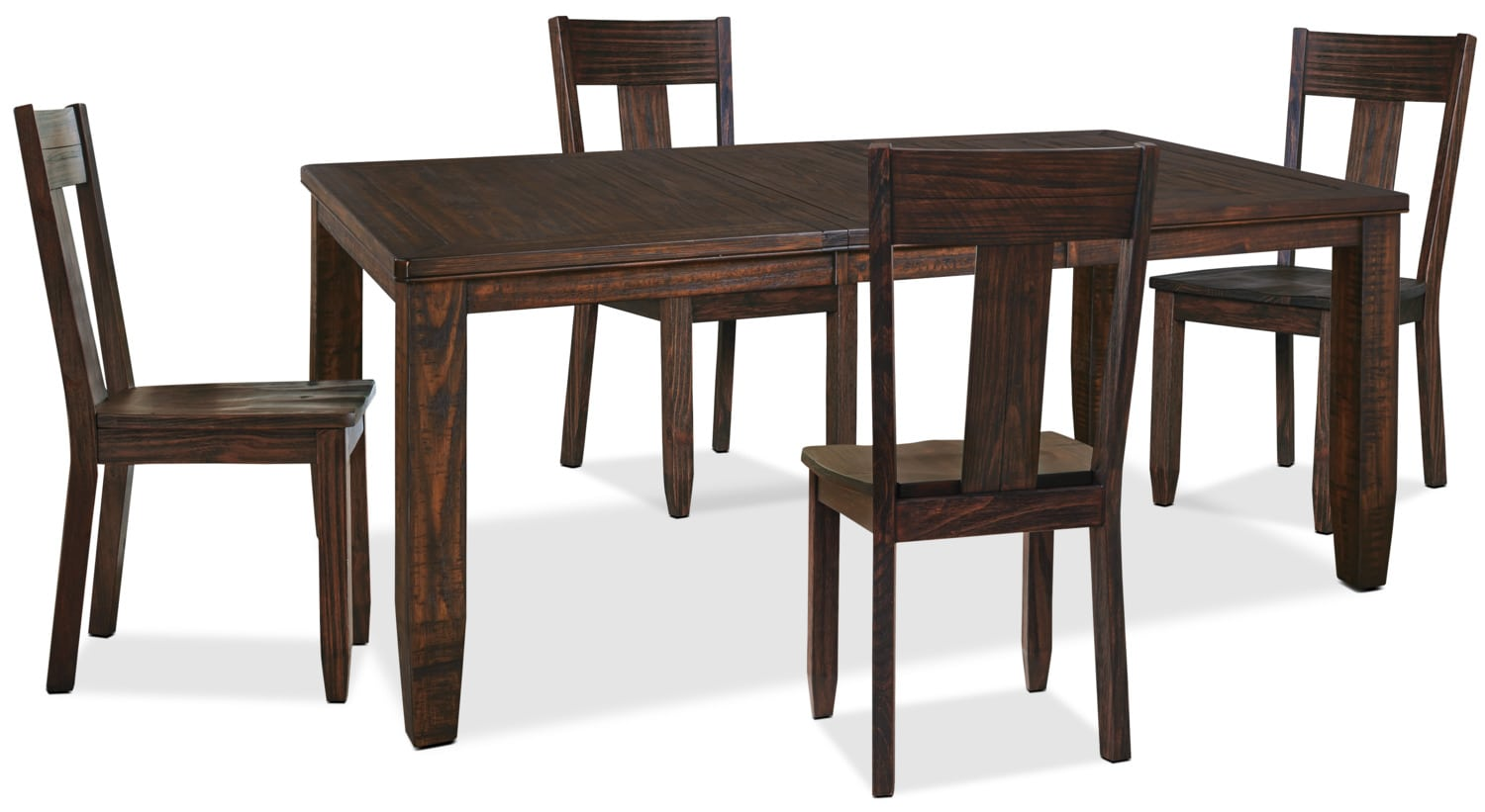 Dining Room Furniture - Trudell 5-Piece Dining Package