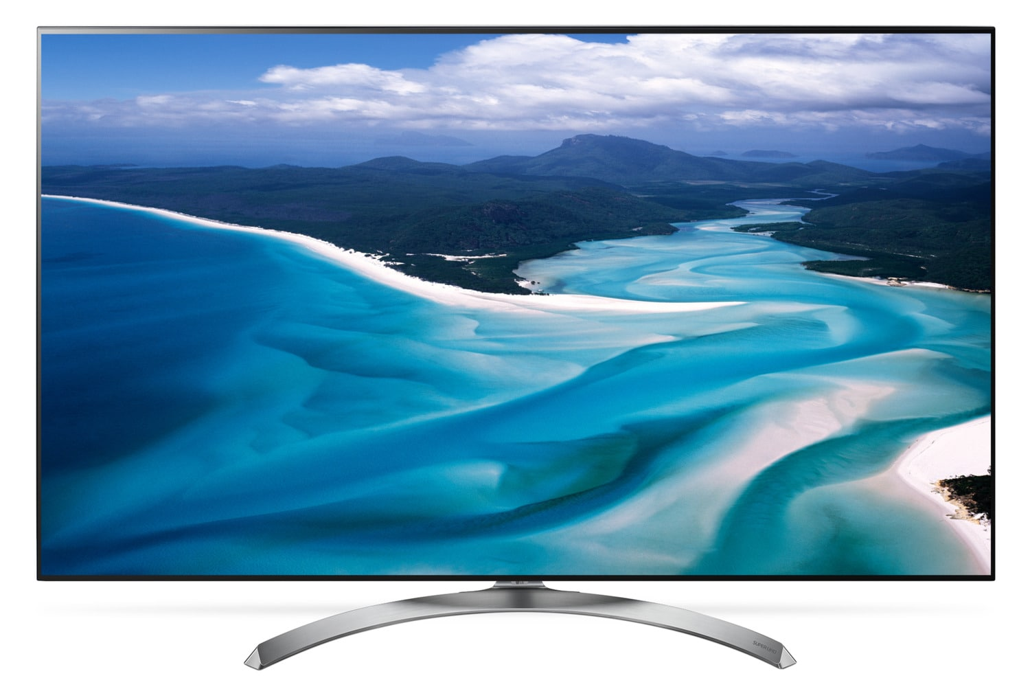 "LG 55"" SJ8500 4K Super UHD Smart LED Television with webOS™ 3.5"