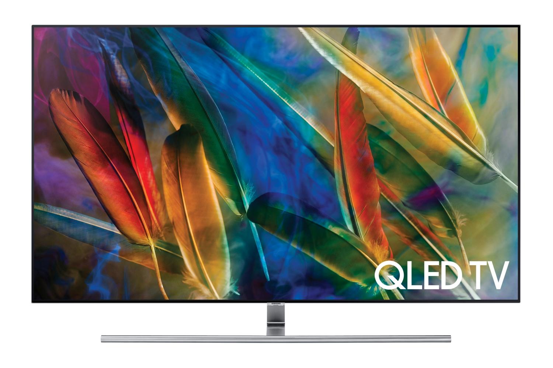 "Samsung 55"" 4K UHD Smart QLED TV - QN55Q7FAMFXZC"
