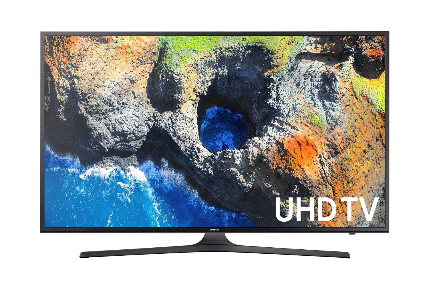 "Samsung 50"" 4K UHD Smart LED TV - UN50MU6300FXZC"