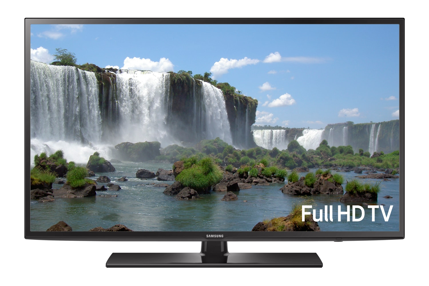 "Samsung 55"" 1080p Smart LED TV - UN55J6201AFXZC"