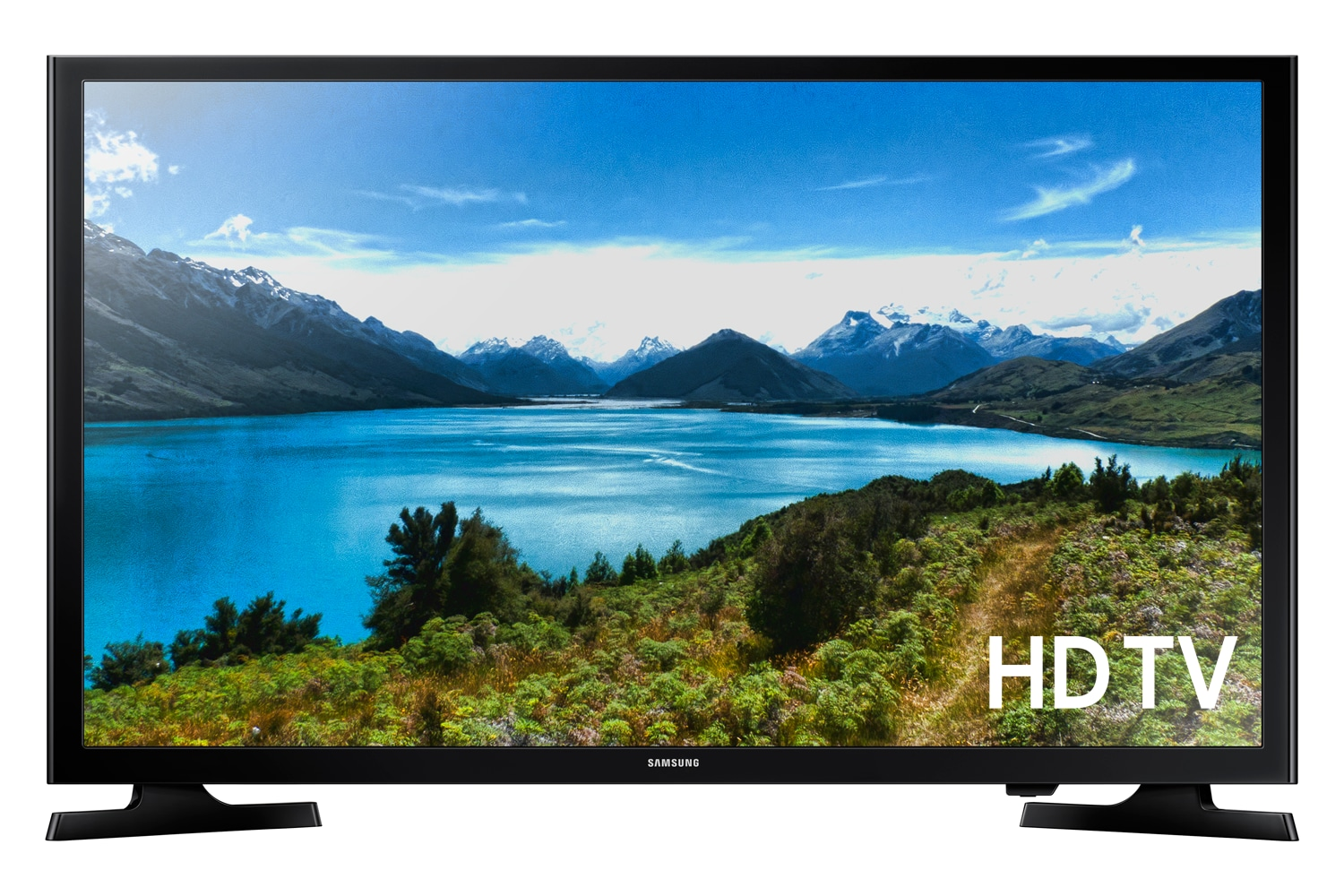 "Samsung 32"" 720p HD LED TV UN32J4000AFXZC"