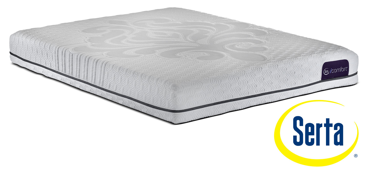 Mattresses and Bedding - Serta iComfort Eco Levity Firm King Mattress