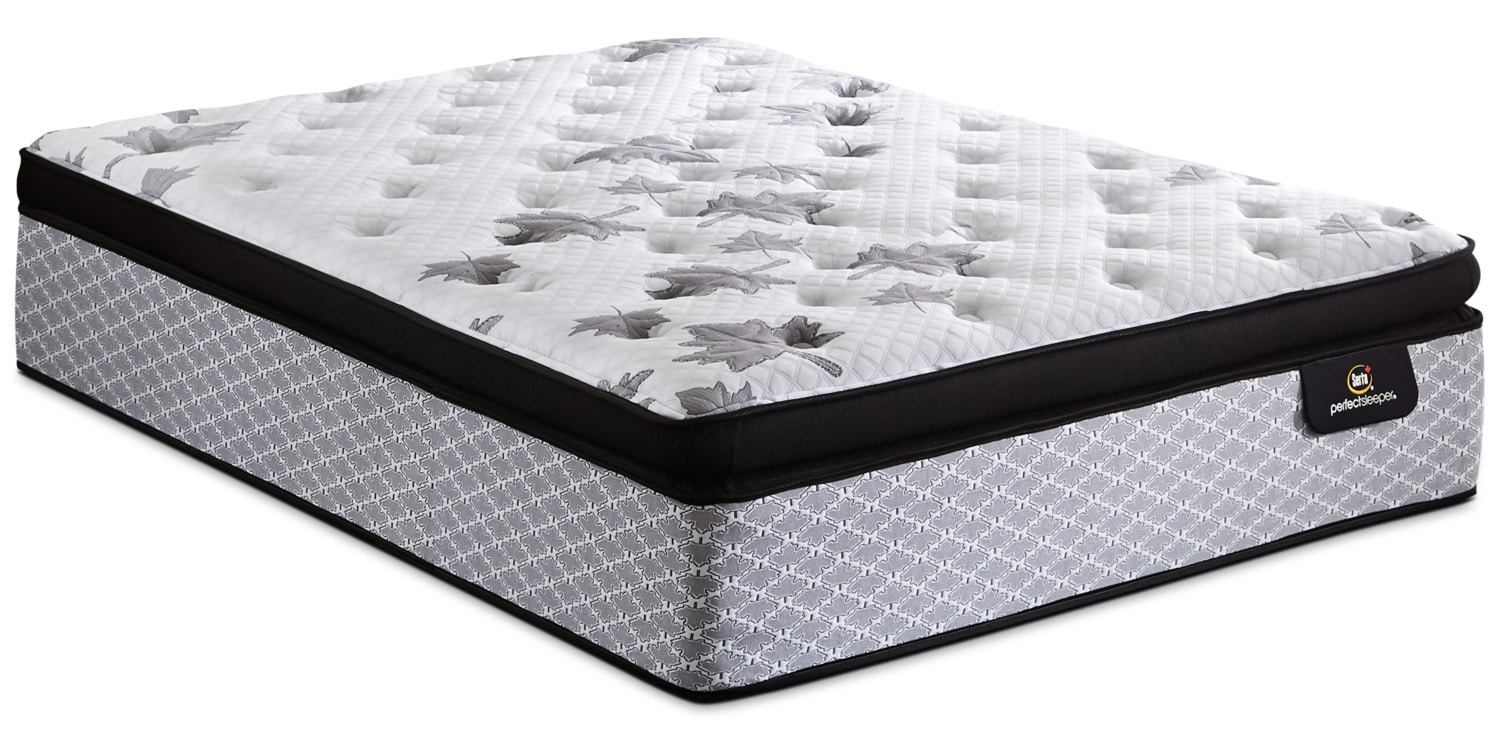 matelas ferme plateau coussin pais de luxe canada 150 de serta pour lit si. Black Bedroom Furniture Sets. Home Design Ideas