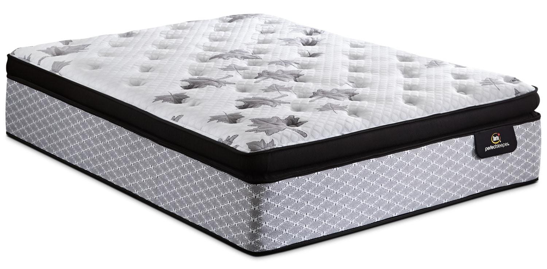 Serta Canada 150 Super Pillow-Top Luxury Firm Queen Mattress