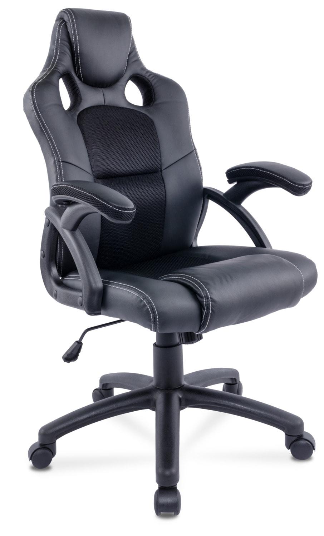 Nova Office Chair - Black