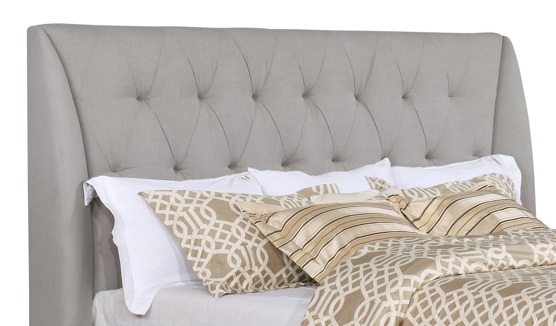 Chambre à coucher - Tête de lit Berlin pour très grand lit