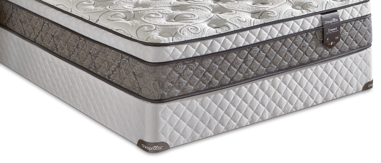 Springwall Crescent Queen Boxspring