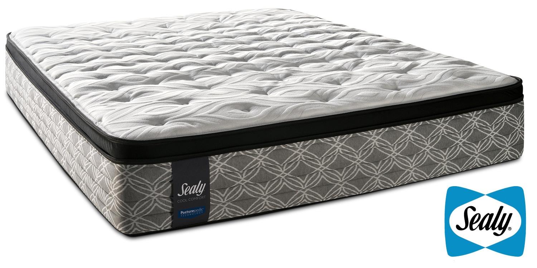 Mattresses and Bedding - Sealy Super Nova Cushion Firm Queen Mattress