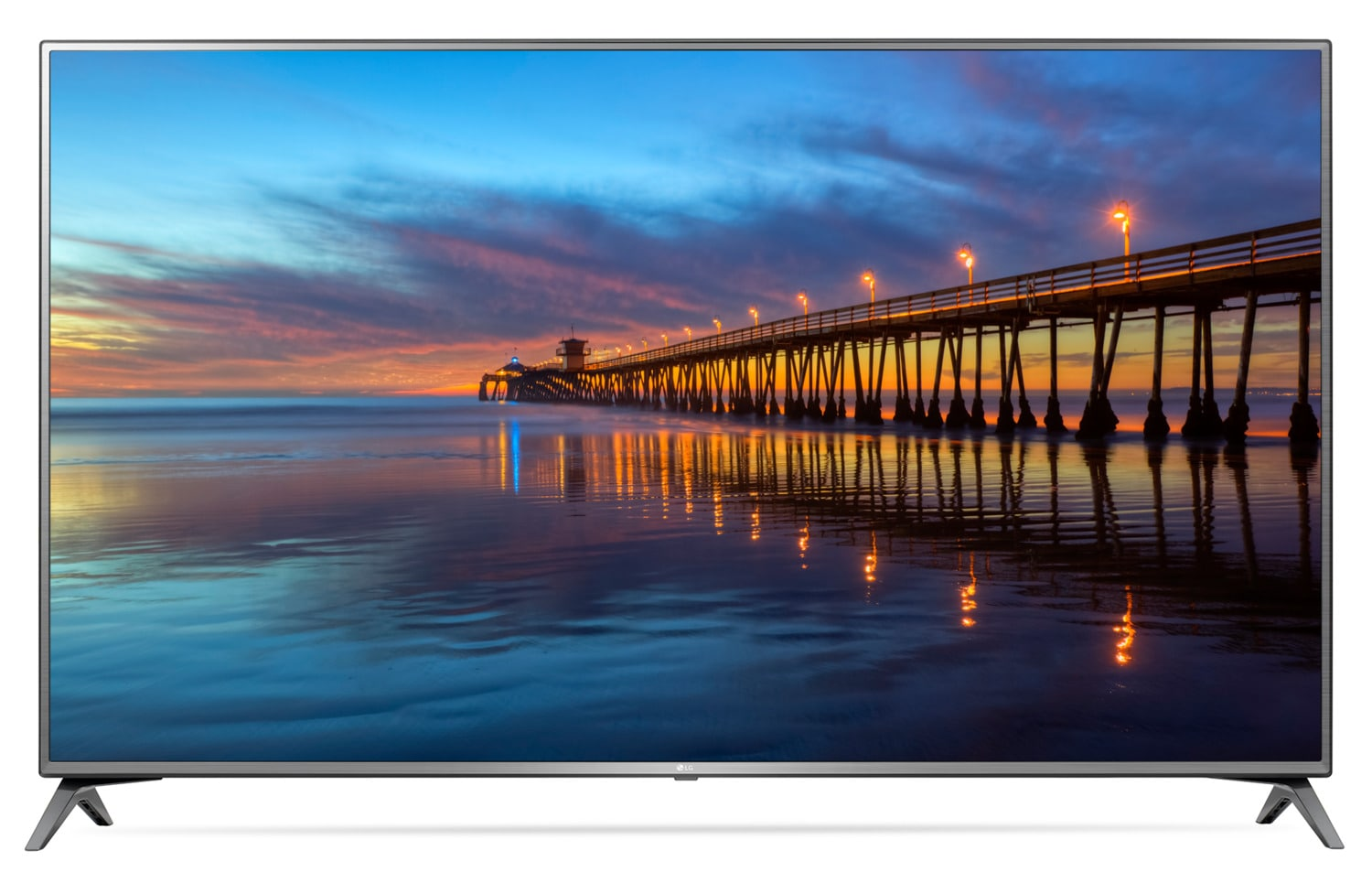 "LG 75"" UJ657A 4K UHD Smart Television with webOS™ 3.5"