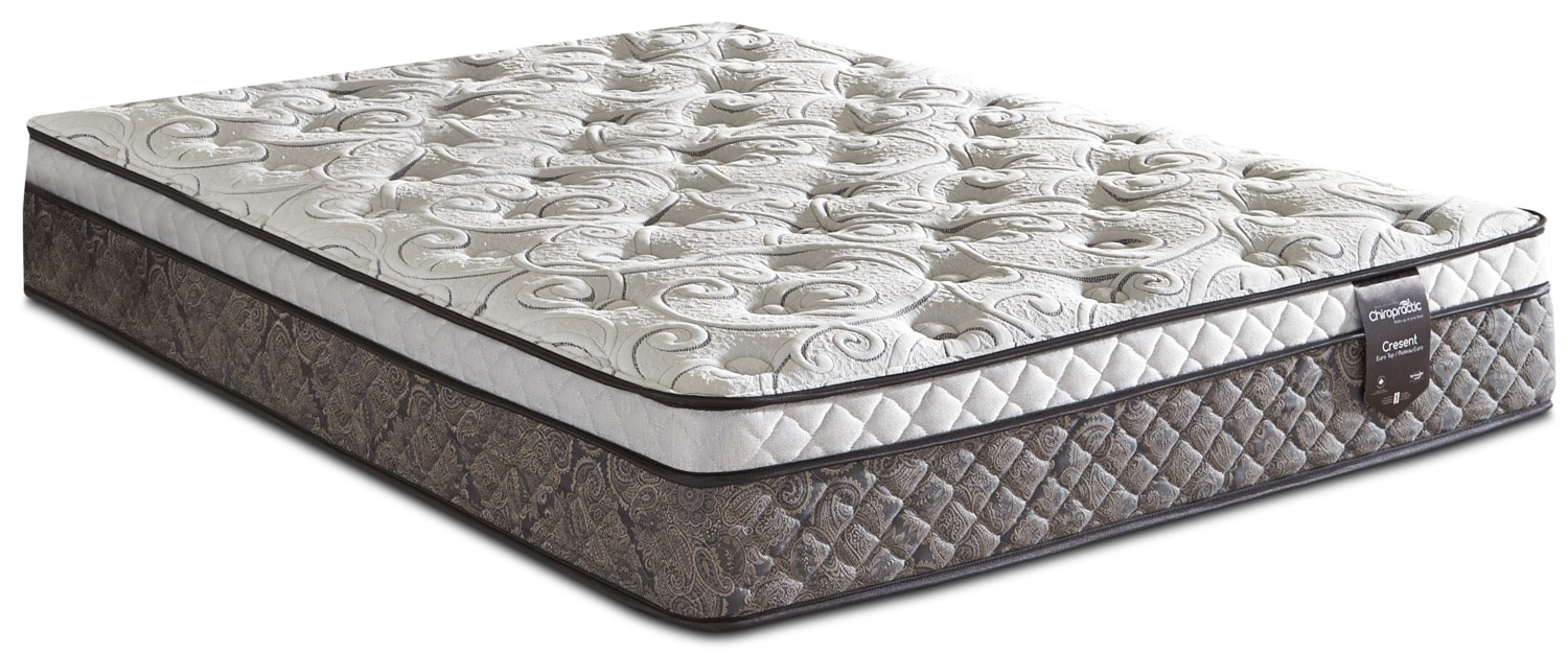 Springwall Chiropractic® Crescent Euro-Top Full Mattress