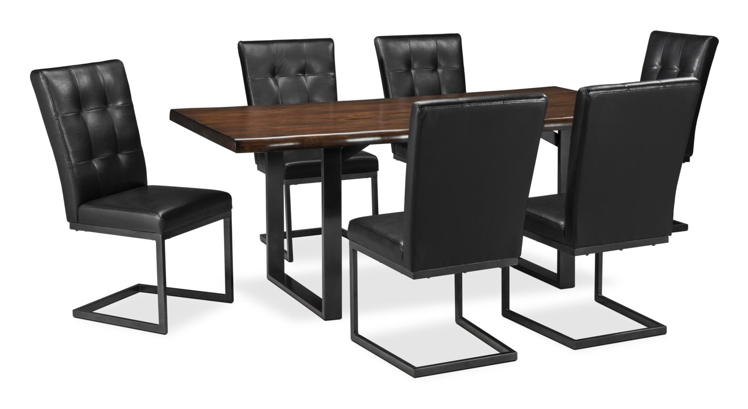 Dining Room Furniture - Esmarina 7-Piece Dining Package