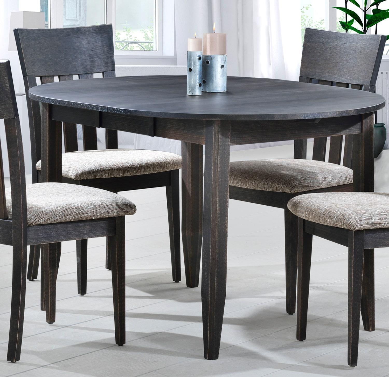 Joliette table ardoise meubles l on for Meuble chez leon quebec