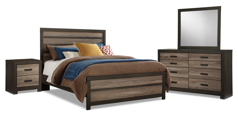 Harlinton 6-Piece Queen Bedroom Package