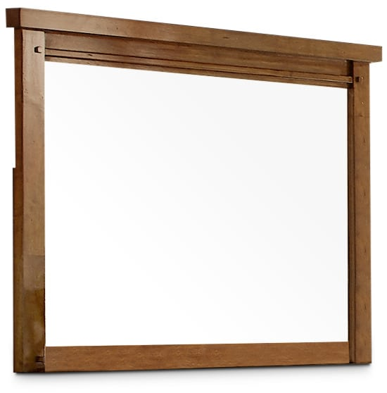 Sonoma Mirror – Medium Brown