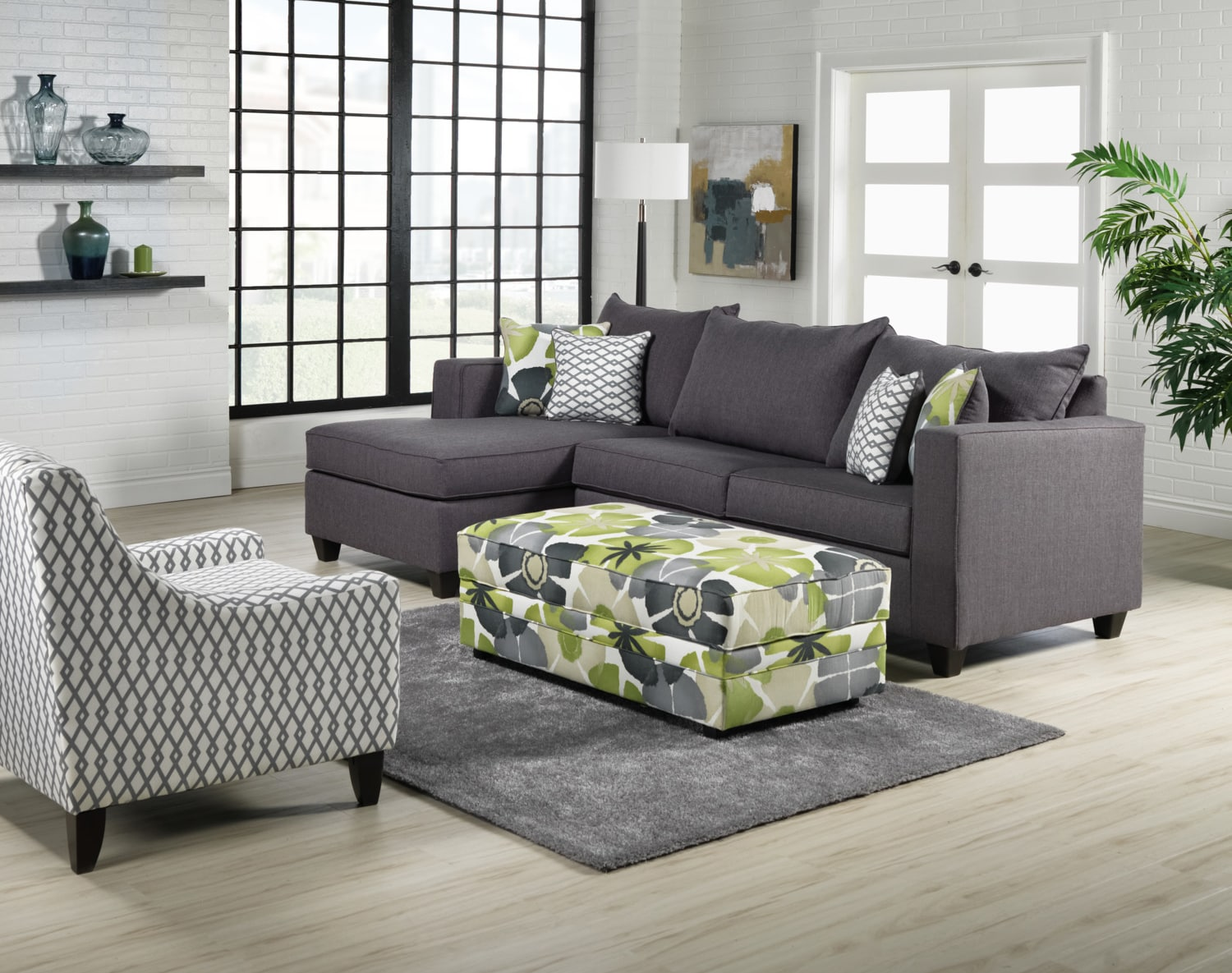 The Halley Collection - Grey