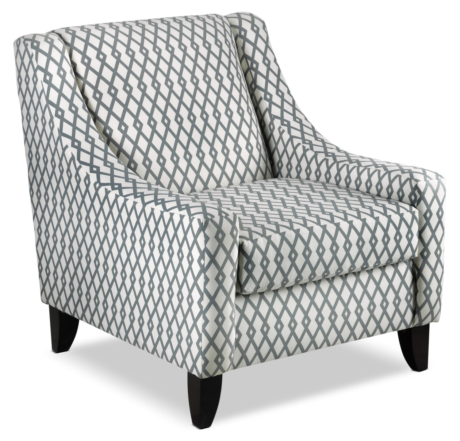 Halley Accent Chair - Grey