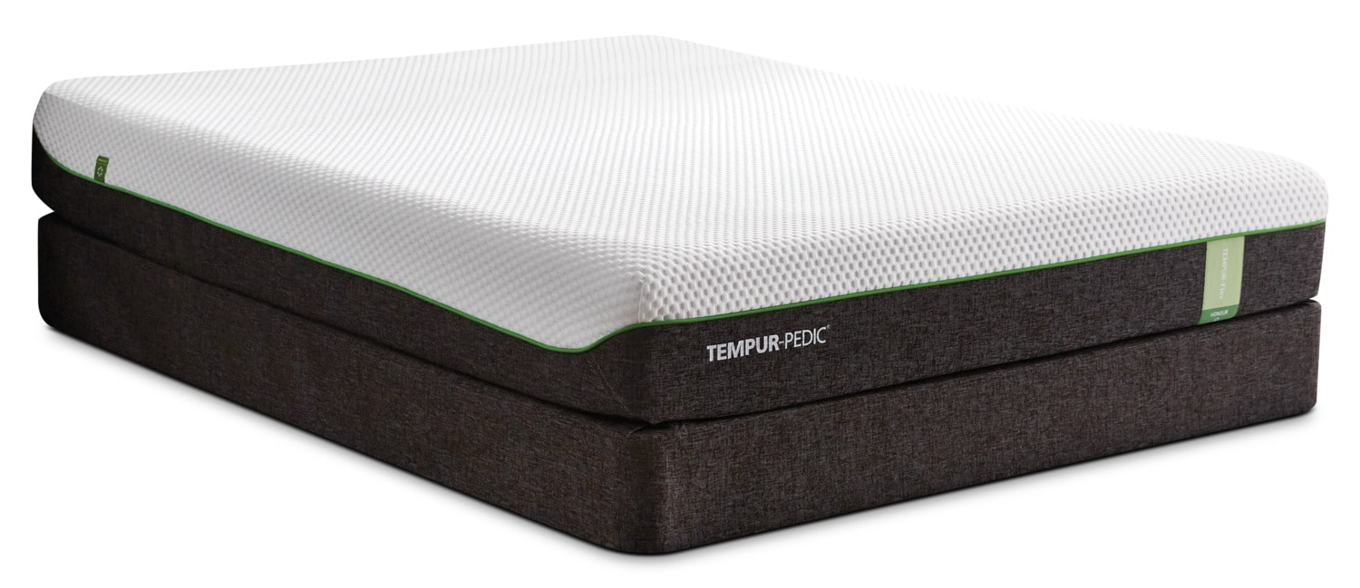TEMPUR-Flex® Honour Tight-Top Queen Mattress Set