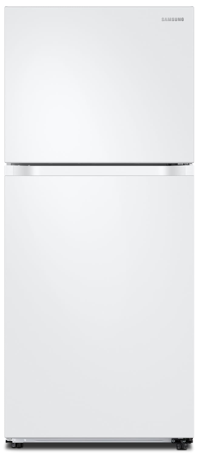 Samsung 17.6 FlexZone™ Top-Mount Refrigerator – RT18M6213WW/AA