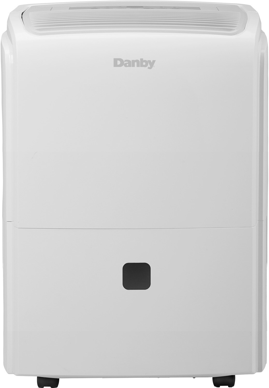 Danby White 60 Pint Dehumidifier -  DDR060EACWDB