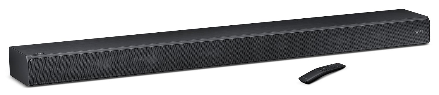 Samsung 3-Channel HW-M650 Soundbar with Built-In Subwoofer – 180 W