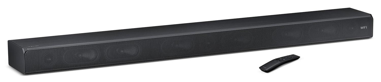 Samsung 3-Channel HW-M650 Soundbar with Built-In Subwoofer – 180 W