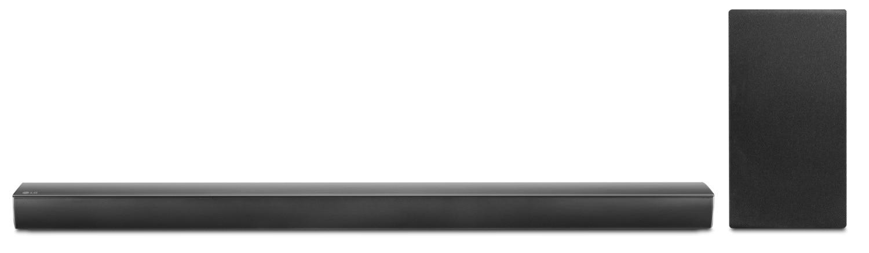 LG SJ5Y Soundbar with Wireless Subwoofer and Bluetooth™ – 320 W