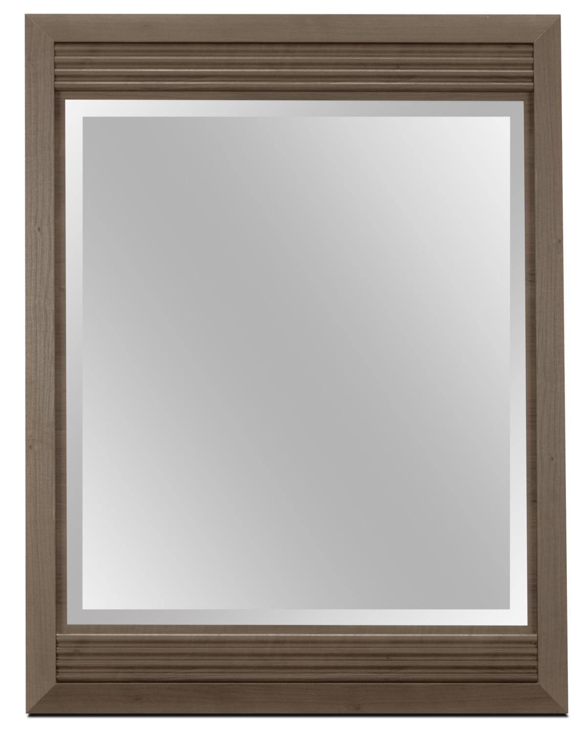 Bedroom Furniture - Olivia Mirror - Grey