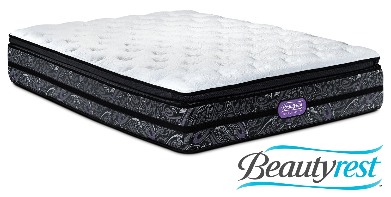 Simmons Beautyrest Ultra Garrett Cushion Firm Queen Mattress Leon 39 S