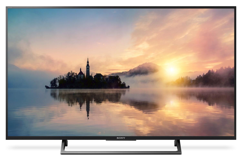 "Sony 55"" X720E 4K UHD Smart LED Television"