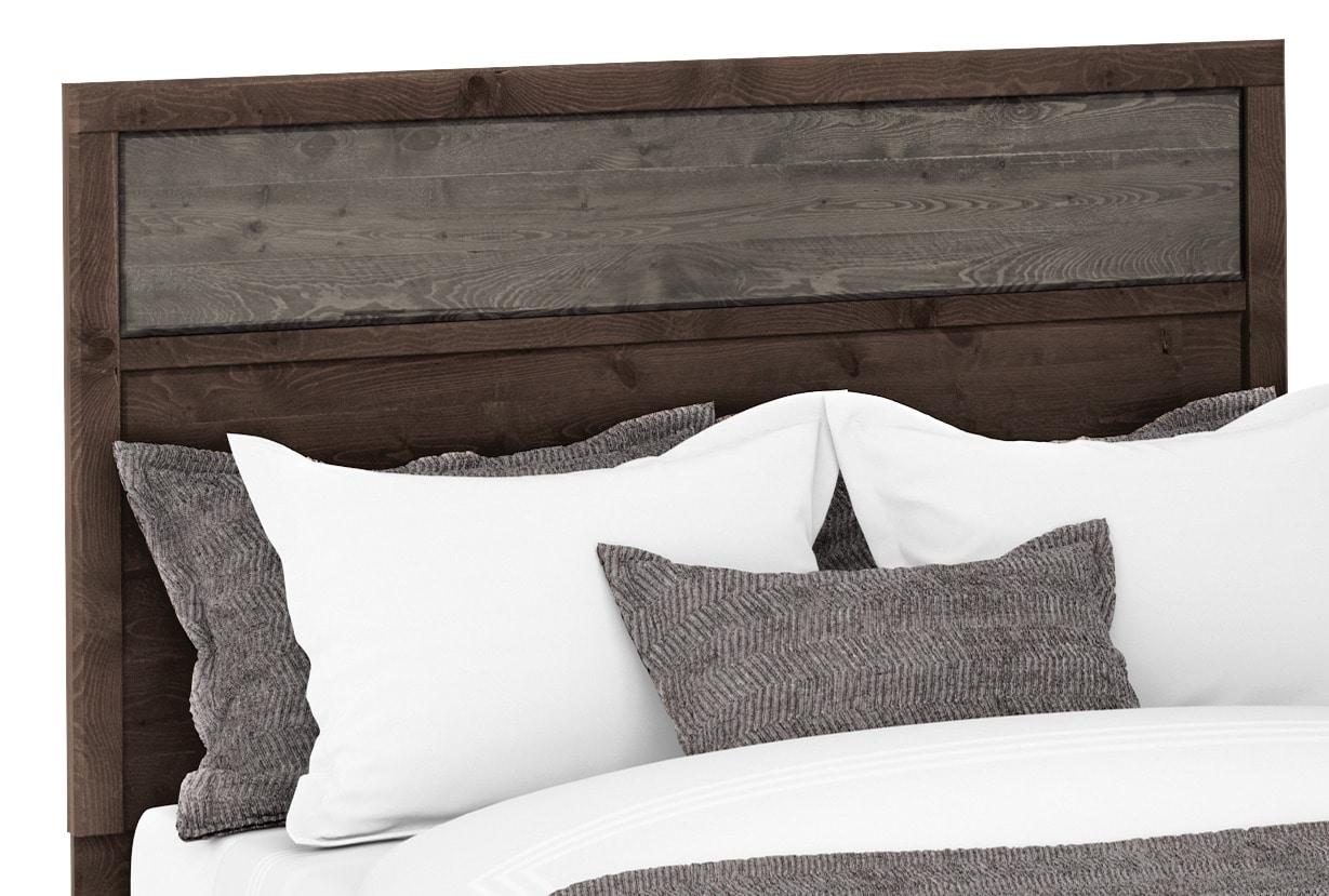 Bedroom Furniture - Onyx Queen Panel Headboard