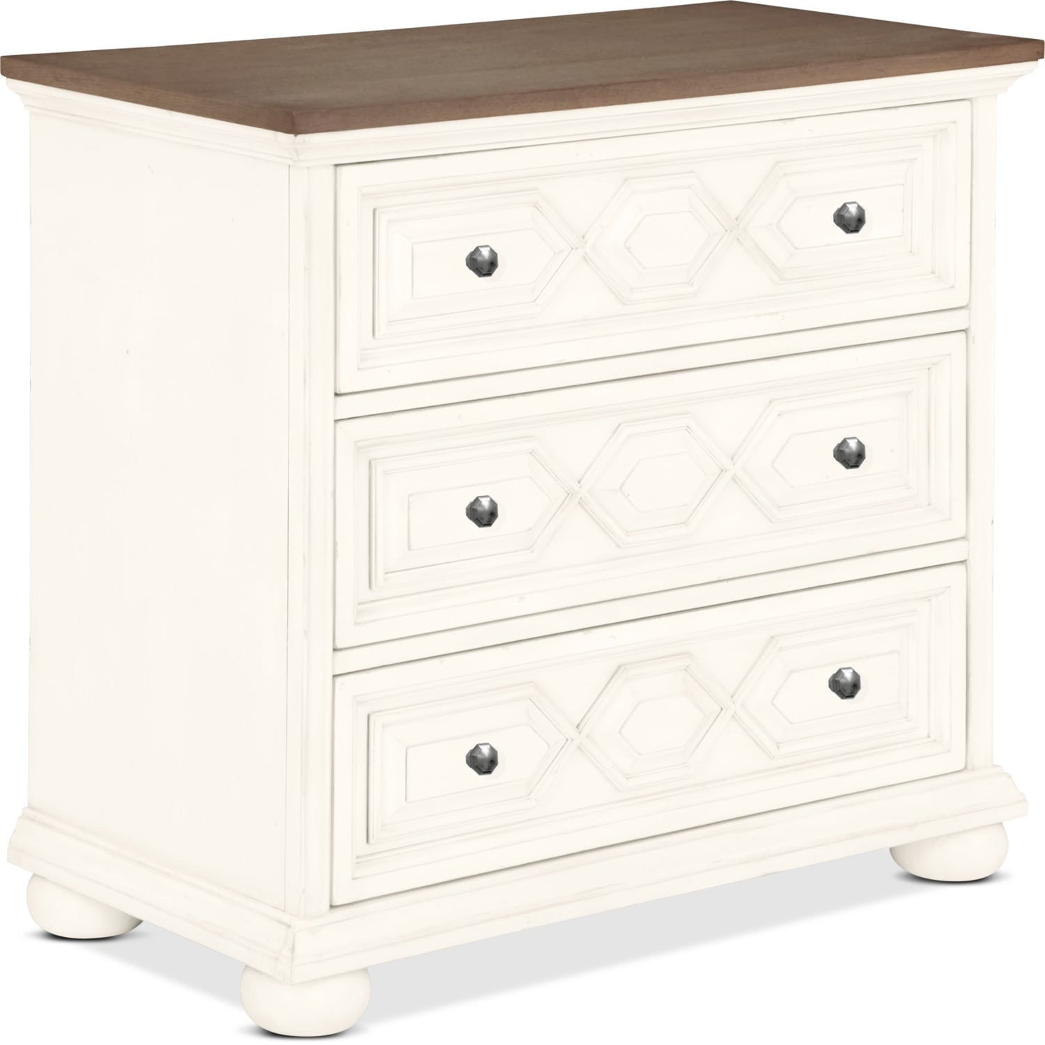 Bedroom Furniture - Hancock Park Bachelor Nightstand