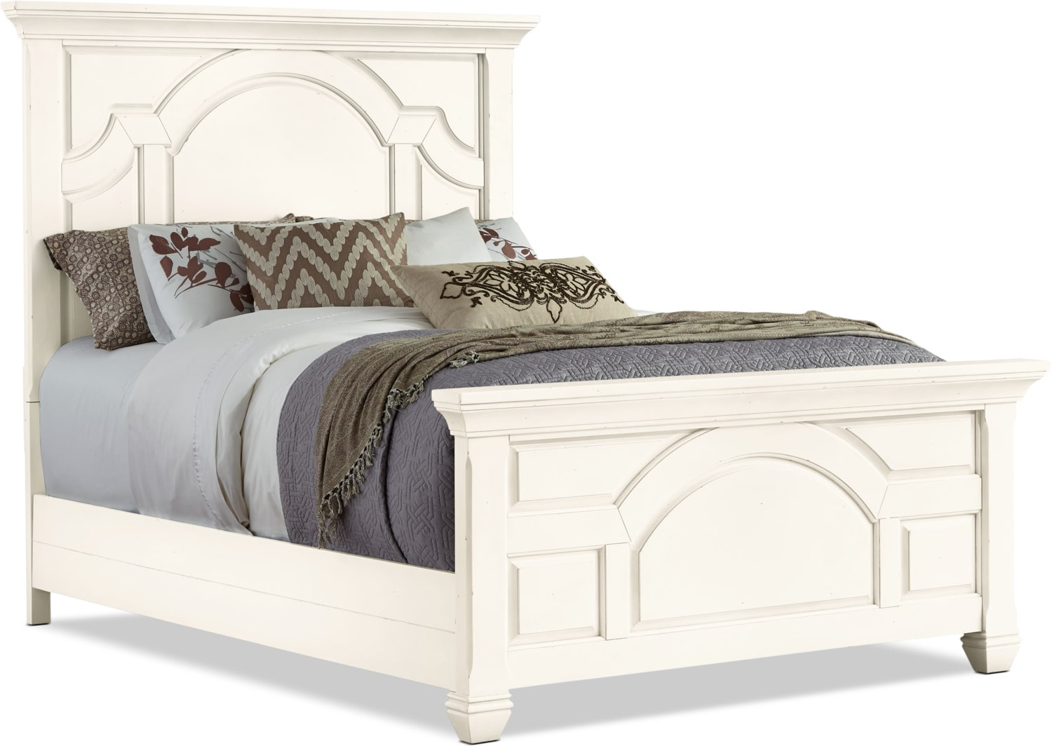 Bedroom Furniture - Hancock Park King Bed