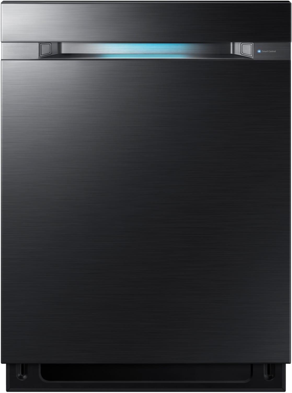 "Samsung Black Stainless Steel 24"" Dishwasher - DW80M9960UG/AC"