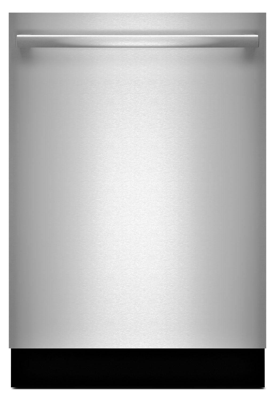 Nettoyage - Lave-vaisselle Bosch de série 300 avec poignée barre - SHXM63WS5N