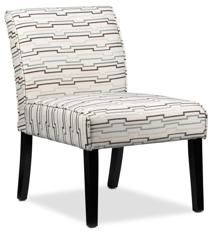 Trilling Slipper Chair - Beige