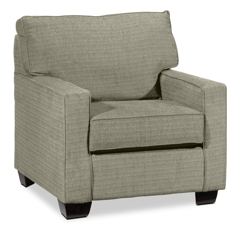 Perkin Chair - Pewter